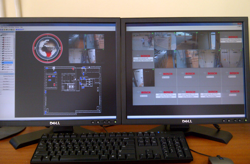 Firetech Intesol Projects CCTV Systems