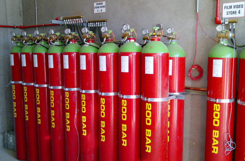 Firetech Projects Fire Suppression Systems
