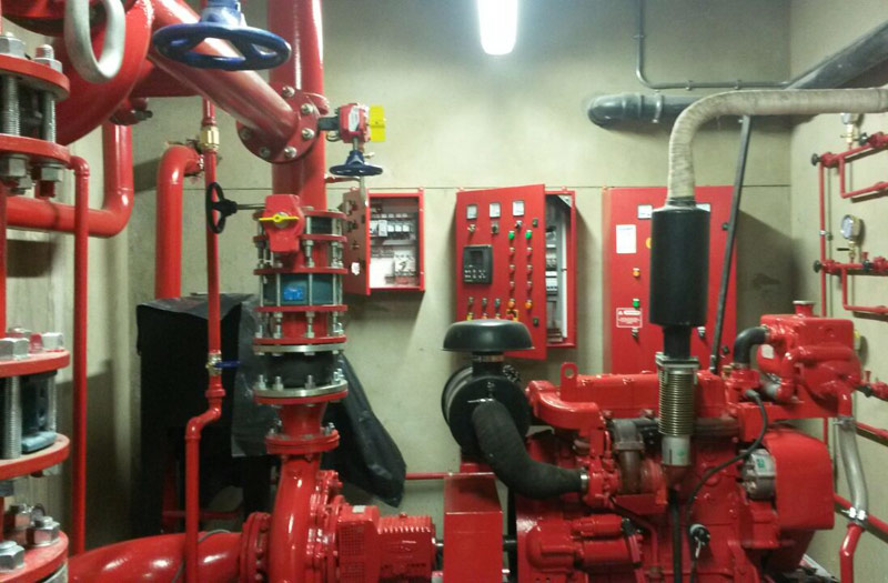 Firetech Projects Sprinkler Systems